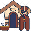 Dog House Pet House Pet Home Icon