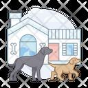 Dog Kennel Dog Kennel Icon