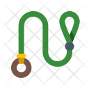 Dog Leash Animal Icon