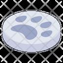 Paw Dog Paw Footprint Icon