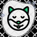 Dog Pensive Icon