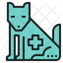 Rescue Dog Assistant Icon