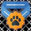 Dog Reward Dog Medal Medal Icon
