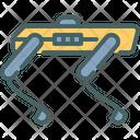 Dog Robot Dog Machine Icon