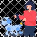 Pet Robot Dog Robot Animal Robot Icon