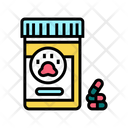 Dog Sedative Icon