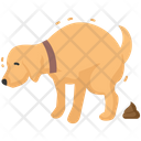 Dog Shit Shit Poo Icon