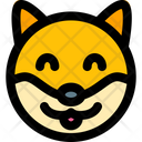 Dog Smiling Icon