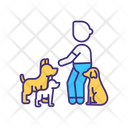 Dog Trainer Icon