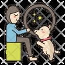 Dog Trainer Male Icon