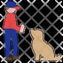 Dog Training Icon