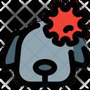 Dog Virus Dog Virus Icon