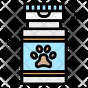 Dog Vitamins Pet Medicine Veterinary Medicaments Pet Cat Icon