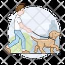 Dog Walk Dog Walk Icon