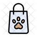 Dogfood Buying Bag Icon