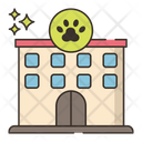 Doggy Hotel Icon