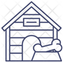 Kennel Dog House Icon