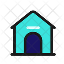 Doghouse Dogshed Kennel Icon
