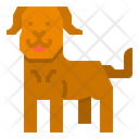 Dogue De Bordeaux Icon
