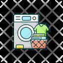 Doing Laundry Icon