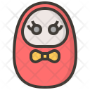 Doll Toy Baby Icon