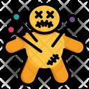 Horror Scary Doll Icon