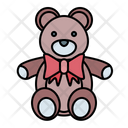 Doll Toy Gift Icon