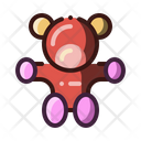 Doll Carnival Toy Icon