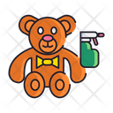 Doll Cleaning Icon