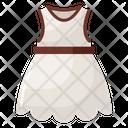 Doll Frock Doll Dress Attire Icon