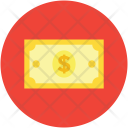 Dollar Currency Usd Icon
