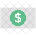 Dollar Currency Note Icon