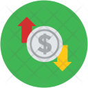 Dollar Currency Value Icon