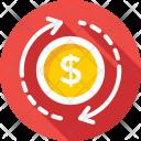 Dollar Value Finance Icon