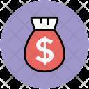 Dollar Sack Cash Icon