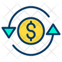 Dollar Currency Money Exchange Icon