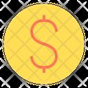 Dollar Money Dollar Money Icon
