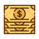Money Dollar Cash Icon