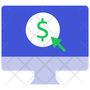 Dollar Business Payment Icon