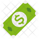 Bill Dollar Finance Icon
