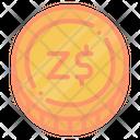Zimbabwean Commerce Zwl Icon