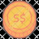 Singapore Exchange Sgd Icon