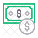 Dollar Cash Money Icon