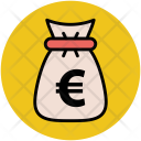 Dollar Money Pouch Icon