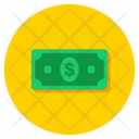 Dollar Currency Cash Icon