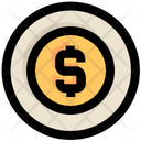 Ui Ux Dollar Icon