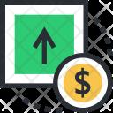 Dollar Value Income Icon