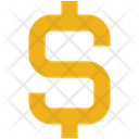 Business Finance Dollar Icon