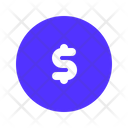 Finance Currency Dollar Icon