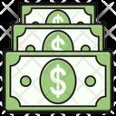 Dollar Currency Saving Icon